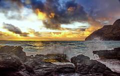 Makapu'u sunrise (ArmyJacket) Tags: nature outdoors hawaii landscapes pacific hawaiianislands