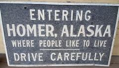 Homer - where people like to live