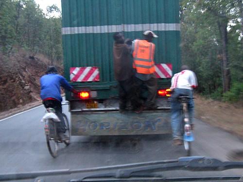D'une pierre deux coups! Rulindo, Rwanda