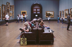 IMG_0778 (ais3n) Tags: uk light england art museum architecture canon lens photography eos prime golden gallery interior paintings sigma visit exhibition national frame 7d fixed dslr visitors length available focal 30mm ais3n