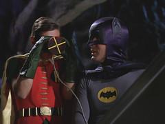 BATMAN (Shed On The Moon) Tags: robin television tv 1966 superhero batman adamwest burtward