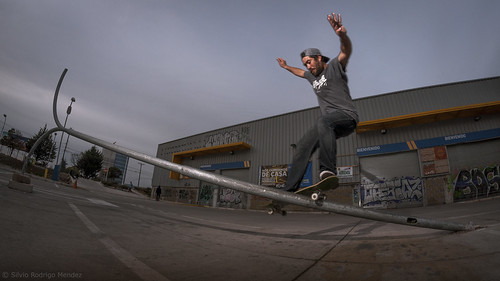 Ignacio Jimenez - Bs Feeble Transfer