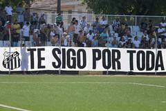 Torcida (Santos Futebol Clube) Tags: ct vila santos da fc campeonato rei paulista 2015 pel sereias