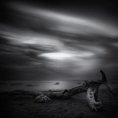 Kuta Beach - BALI (mirnov1980) Tags: ro nd100000 longexposure bw sonya6000 samyang bali kuta clouds