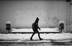 winter in the city V (Erwin Vindl) Tags: winterinthecity streetphotography streettogs candid blqackandwhite bw monochrome innsbruck erwinvindl olympusomd em10markii