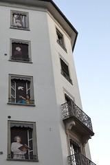 Svizzera 2017 (021) (Pier Romano) Tags: svizzera switzerland vacanza vacanze holiday holidays photo fotografie finestre windows dipinte painted ginevra geneve geneva