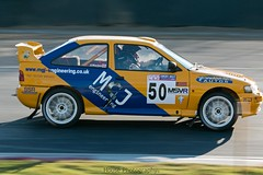Ford Escort Cosworth Rally ({House} Photography) Tags: brands hatch uk circuit fawkham kent motorsport rally mgj winter stage car automotive housephotography timothyhouse engineering racing ford escort cosworth panning canon 70d 70200 f4