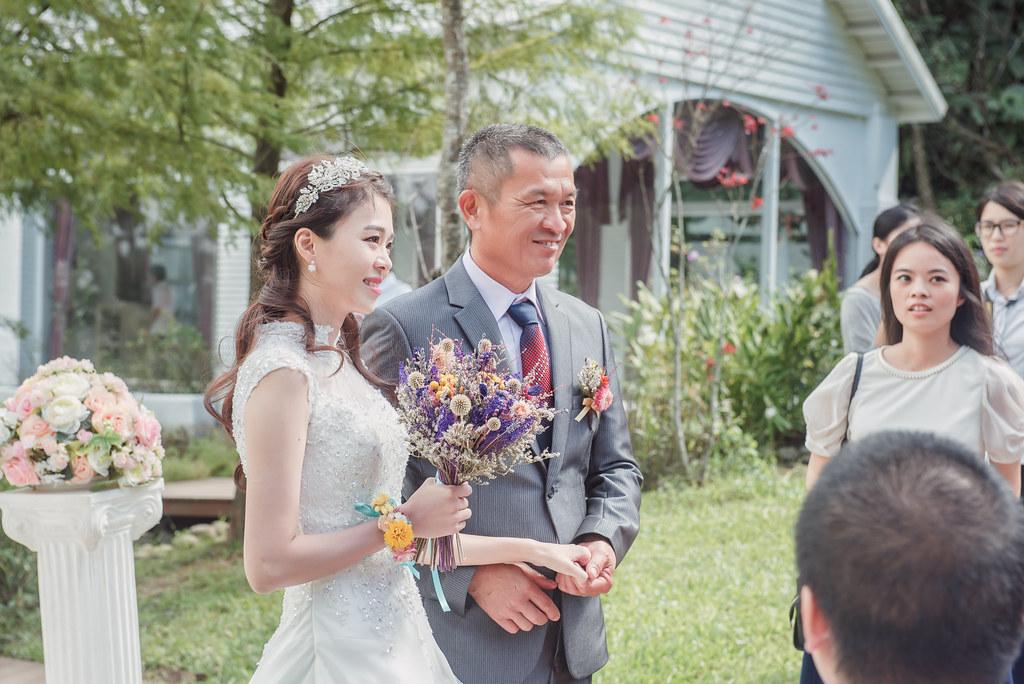 011羅莎會館 花園婚禮
