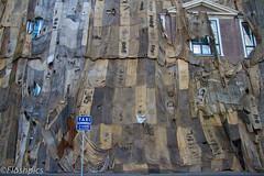 giving art the sack (julie trueman) Tags: copenhagen nyhavn