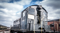 DSC02145-2 (jebster2000) Tags: train t vintage history museum railroad tracks hdr sonya7rii zeiss batis