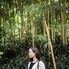 (Esther'90) Tags: portrait portraitphotography portraitwoman portraiture portraits woman womanportrait woods bamboo bambooforest forest bokeh bokehbackground fashionphotography fashion summer summertime leafs leaves