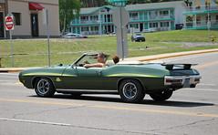 1970 Pontiac GTO Judge Convertible (SPV Automotive) Tags: 1970 pontiac gto judge convertible classic car green