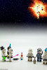 """That was the Death Star...right?"" (The Aphol) Tags: lego fun legography legophotography minifigures toy toyphotography deathstar starwars stormtrooper fireworks endoftheyear endof2016 party darkside explosion"