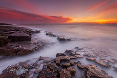 Low Newton (Calum Gladstone) Tags: northumberland low newton seascape sunrise longexposure sky sea leefilters canon6d