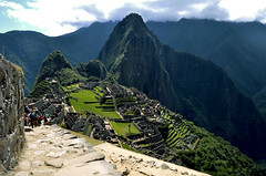 Perú (hanaidh) Tags: machu pichu perú mountain natural love green life people travel trip backpacker adventure time landscape photography nikon d5100
