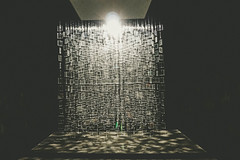 Glass Rain (notoriousake) Tags: sonya6000 sony miami tropical tropicalismo perez museum julio le parc light