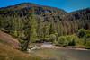 Au Pays de la Clarée 3/3 (Frédéric Fossard) Tags: crête nature eau rivière clarée névache hautesalpes sapin arbre conifère mélèze épicéa pierre été calme paisible ngc