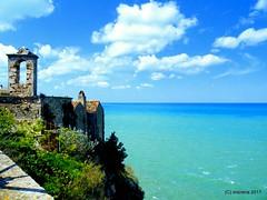 Peschici Seascape (martinasirena) Tags: peschici puglia southernitaly italy south apulia seascape seascapes skyporn seaporn sea sealovers blue fotoamoremio wonderful world wonderfulworld