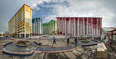 s 2017 Jan11 Rochor Centre_Panorama1 (Andrew JK Tan) Tags: 2017 rochorcentre rochor icon hdb residential apartments singapore outdoor