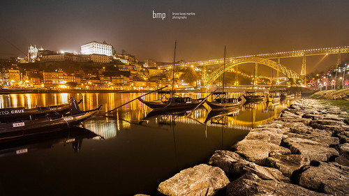 porto on the rocks
