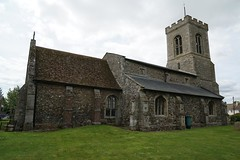 Church of St Peter, Kings Ripton, Cambridgeshire (Brokentaco) Tags: cambridgeshire church village england eastanglia uk unitedkingdom parish fens medieval cambs churches