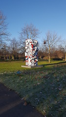 Tour Aux Récits (After Maquette dated 19th July 1973) 1973, Jean Dubuffet, Frieze Sculpture Park 2016, Regent's Park, Westminster and Camden, London (f1jherbert) Tags: samsungs6 samsunggalaxy galaxys6 samsunggalaxys6 samsung galaxy s6 london uk england