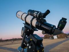 AP130GTX (VisualUniverse) Tags: ap130gtx astrophysics apochromatic refractor telescope 10micron gm2000 hps