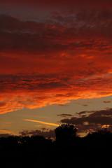 Sunset 6 7 15 #45 (Az Skies Photography) Tags: sunset red arizona sky orange cloud sun black june rio yellow set skyline clouds canon skyscape eos rebel gold golden twilight dusk salmon 7 az rico safe nightfall 2015 arizonasky arizonasunset 6715 riorico rioricoaz t2i 72015 arizonaskyline canoneosrebelt2i eosrebelt2i arizonaskyscape june72015
