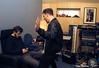 Heroes in Hiding - In Studio