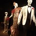 Short Round, Willie Scott (Kate Capshaw) and Indiana Jones' cabaret costumes from the feature film