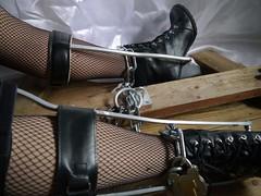 Chained too (JKiste2008) Tags: chains leg brace kafo caliper