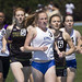 CNU Captains Classic Track and Field meet women William and Mary Salisbury Christopher Newport University