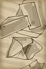2015.05.30 Envelopes (Julia L. Kay) Tags: sanfrancisco blackandwhite bw woman white black art mobile female digital sketch san francisco artist arte julia kunst touch kay daily brush dessin peinture zen 365 everyday tablet dibujo touchscreen artista mda fingerpaint artiste iphone knstler iart ipad isketch mobileart idraw ithing fingerpainter idevice juliakay julialkay zenbrush iamda mobiledigitalart zenbrushapp zenbrushapponly