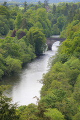 River Teith (Graham`s pics) Tags: trees tree tourism water river landscape scotland scenery tourist watercourse stirlingshire teith a84 riverteith gspiccies