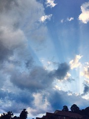July 11th Sky (superspidermon) Tags: summer sky clouds kentucky july northernkentucky summer2015