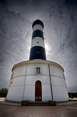 The Dark Being (alouest225) Tags: phare lighthouse chassiron hdr nikon d750 architecture iledolron france charentemaritime alouest225 nikon1635