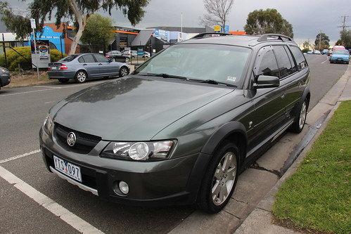 2004 Holden VY Adventra Wagon