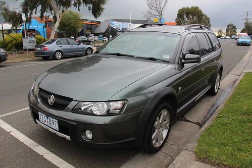 2004 Holden VY Adventra Wagon