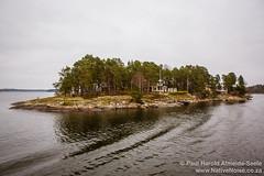 Boat trip the the Swedish Archipelago