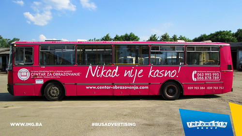Info Media Group - Centar za obrazovanje, BUS Outdoor Advertising, 05-2015 (3)