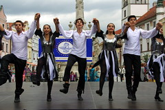 14.7.15 Ceska Pohadka in Trebon 59 (donald judge) Tags: festival youth dance republic czech south performance bohemia trebon xiii ceska esk mezinrodn pohadka pohdka dtskch mldenickch soubor