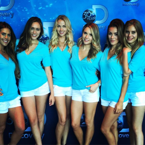 Our lovey brand ambassadors for The Discovery Channel's TCA event this evening celebrating 30 years! @discoverycomm @event_eleven #discoverychannel #TCA2015 #events #eventlife #beverlyhilton #staffing #brandambassadors #models #200ProofLA #200Proof :earth