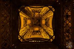 Eiffel Tower (sicksadlittleworld) Tags: city trip travel paris france architecture frankreich journey stadt architektur francia sights reise metropole architectura 2015 grosstadt doreenreichmann