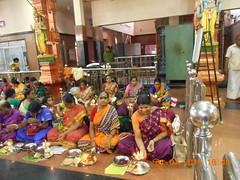 Maha Thiruvilakku pooja - sposored by Gayathri Samajam