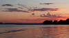 Pink Sky At Night, Sailor's Delight (DewCon) Tags: sunset clouds twilight dusk lakepepin