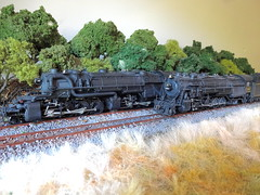 DSC00493 (ecpeters15) Tags: railroad scale giant reading bash model trains steam company locomotive kit ho build scratch built n1 k1 kitbash 2102 2880 cutsom