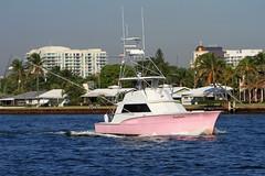 Foxsea heading out (taddzilla) Tags: foxsea charterboat hatteras 53 fishing boat vessel charter sailfish dolphin wahoo inlet porteverglades atlanticocean florida 2016 allrightsreserved