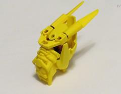 Dragon Head Doodle (~Likus~) Tags: npu bionicle hero factory doodle dragon head