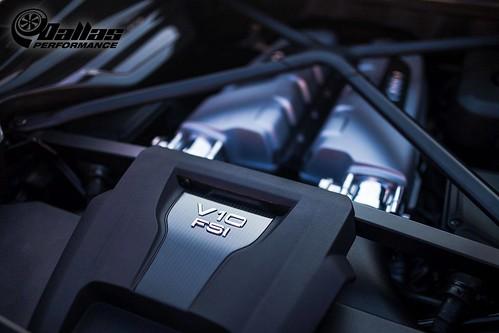 Audi R8 V10 Plus от Dallas Performance