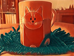 IMG_7031 (mariaga si) Tags: bebida chá caneca quente